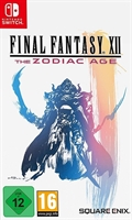 Switch Final Fantasy XII: The Zodiac Age (PEGI)