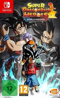Switch Super Dragon Ball Heroes: World Mission --  Day One Edition (PEGI)