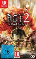 Switch A.O.T. 2: Final Battle (PEGI)