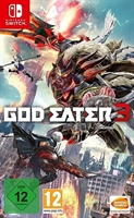 Switch God Eater 3 (PEGI)