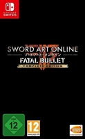 Switch Sword Art Online: Fatal Bullet -- Complete Edition (PEGI)
