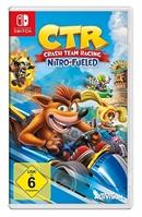 Switch CTR Crash Team Racing Nitro Fueled (USK)