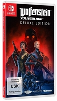 Switch Wolfenstein: Youngblood -- Deluxe Edition (USK)