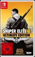 Switch Sniper Elite 3 -- Ultimate Edition (USK)
