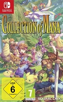 Switch Collection of Mana (PEGI)