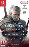 Switch The Witcher 3: Wild Hunt -- Complete Edition (PEGI)