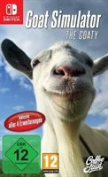 Switch Goat Simulator: The Goaty (PEGI)