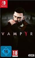 Switch Vampyr (PEGI)