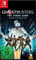 Switch Ghostbusters The Video Game -- Remastered (PEGI/USK)