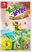 Switch Yooka-Laylee and the Impossible Lair (USK)