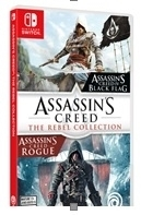 Switch Assassin's Creed -- The Rebel Collection (PEGI)