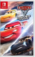 Switch Cars 3: Driven to Win (PEGI)