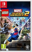 Switch LEGO Marvel Superheroes 2 (PEGI)