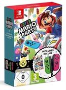 Nintendo Switch Joy-Con Set +  Super Mario Party