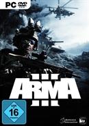 PC DVDROM ARMA 3 (USK)