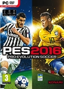 PC DVDROM Pro Evolution Soccer 2016 -- Day One Edition inkl. Euro 2016 Add-On (PEGI)