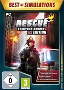 PC DVDROM Rescue: Everyday Heroes -- US Edition (Best of Simulation) (PEGI)***