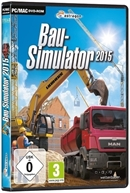 PC DVDROM Bau Simulator 2015 (Flap-Box) (PEGI)