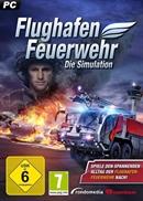 PC DVDROM Flughafen-Feuerwehr: Die Simulation (PEGI)***