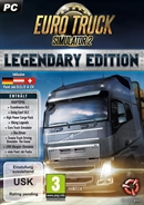 PC DVDROM Euro Truck Simulator 2 -- Legendary Edition (PEGI)