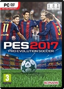 PC DVDROM Pro Evolution Soccer 2017 -- Day One Edition (PEGI)