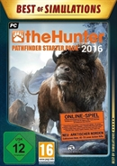 PC DVDROM The Hunter 2016: Pathfinder -- Starter Pack (Best of Simulation) (PEGI)***