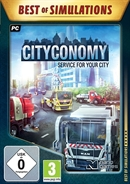 PC DVDROM Cityconomy (Best of Simulation) (PEGI)