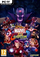 PC DVDROM Marvel vs. Capcom: Infinite (PEGI)