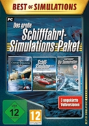 PC DVDROM Das große Schifffahrt-Simulations-Paket (Best of Simulation) (PEGI)