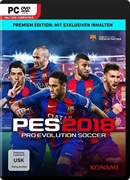 PC Pro Evolution Soccer 2018 (PEGI)