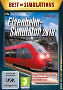 PC DVDROM Eisenbahn-Simulator 2018 (Best of Simulation) (PEGI)