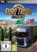PC DVDROM Euro Truck Simulator 2: Italia (Add-On)  (PEGI)