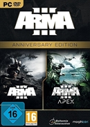 PC ARMA 3 + APEX -- Anniversary Edition (PEGI)