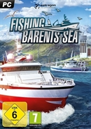PC DVDROM Fishing: Barents Sea (PEGI)