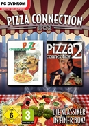 PC DVDROM Pizza Connection Box (PEGI)