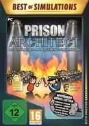PC DVDROM Prison Architect: Aficionado Bonus-Edition (Best of Simulation) (PEGI)