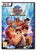 PC Street Fighter -- 30th Anniversary Collection (PEGI)