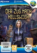 PC CDROM Mystery Trackers: Der Zug nach Hellswich (PEGI)