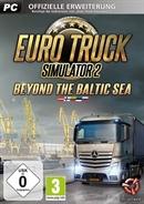 PC DVDROM Euro Truck Simulator 2: Beyond the Baltic Sea  (PEGI)