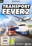 PC DVDROM Transport Fever 2 (PEGI)