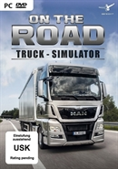 PC DVDROM Truck Simulator: On the Road (USK)