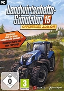 PC DVDROM Landwirtschafts Simulator 2015: Offizielles (Add-On) (PEGI)