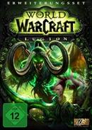 PC DVDROM World of Warcraft: Legion (Add-On) (USK)