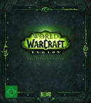PC DVDROM World of Warcraft: Legion -- Collector's Edition (USK)