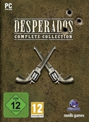 PC DVDROM Desperados -- Complete Collection (PEGI)