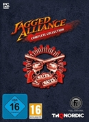 PC DVDROM Jagged Alliance -- Complete Collection (PEGI)