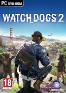PC DVDROM Watch Dogs 2 (PEGI)