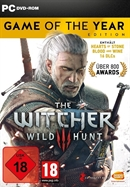 PC DVDROM The Witcher 3: Wild Hunt -- Game of the Year Edition (PEGI)