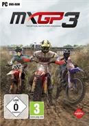 PC DVDROM MXGP 3: The Official Motocross-Videogame (PEGI)