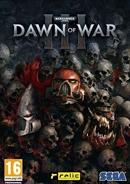 PC DVDROM Warhammer 40.000: Dawn of War III (PEGI)